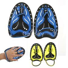 Swim Hand Training Paddles Webbed Swimming Gloves for Water Resistance