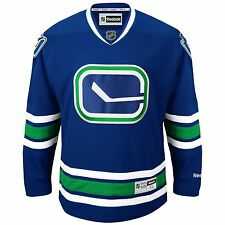 #20 Chris Higgins - Vancouver Canucks Third Reebok Premier NHL Jersey