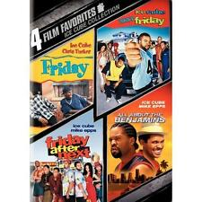 4 Film Favorites: Ice Cube All About the Benjamins, Friday, Next Friday, Friday