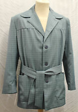 1940s 50s Mens Hollywood sports Jacket, Swing Jive Lindy Hop WWII reenactments