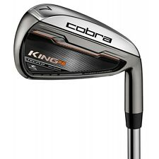 Cobra King F6 Irons-- Choose Set Make Up, Hand, Shaft and Flex