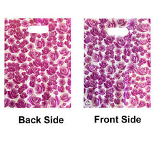 Roses - 400X300/330X250/250X180MM Plastic Gift Bag/Shopping/Party Bags