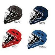Easton Rival grip baseball softball catchers gear hockey style helmet mask