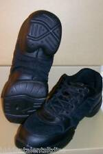 NEW LEOS DANCEWEAR BLACK 418 DANCE women's JAZZ HIP HOP SNEAKER Size 4.5