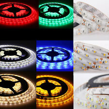 Xmas Lamp 12V Waterproof 5M 3528 5050 SMD 300/600 LED Flexible Strip light