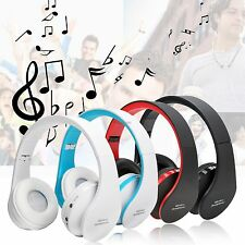 Wireless Bluetooth Headset Stereo Headphone Foldable  Earphone for iPhone CO99