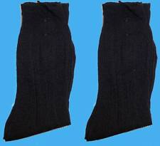 Boys Nylon Dress Socks. Black Color  Sizes: S-M-L 12 Pairs Lot  ( 00020B ^)