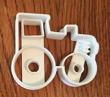 Tractor cookie and fondant cutter - US SELLER!!