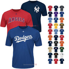 New MLB Majestic EVOLUTION YOUTH Tee Shirts Crew Neck Jersey All Teams BOMGY23