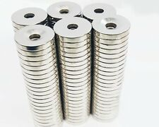 20/30/40Pcs Disc Rare Earth Neodymium Magnets N35 18mm x 3mm Super Strong Magnet