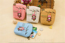 Coin Bag New Fashion Women Gril Key Purse Lady Wallet Tote Card Credit Pouch 81d
