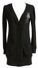 Yumi Lou Lou Owl Emroidered Cardigan - BRAND NEW