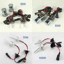 35W 55W 75W 100W HID Xenon Replacement Bulbs H1 H3 H7 H11 9005 9006 Light Lamp