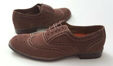 "FERRO ALDO ITALIAN STYLE DRESS SHOES "" 39001 Brown 313 Men`s Size"