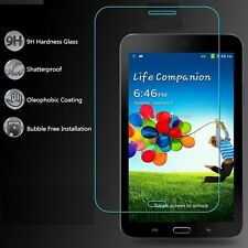Tab 2/3/4 Note Genuine Premium Tempered Glass 9H Screen Protector For Samsung