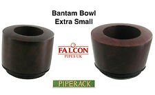 FALCON PIPE SPARE OR REPLACEMENT BANTAM BRIAR BOWL NEW 2 SHAPES EXTRA SMALL