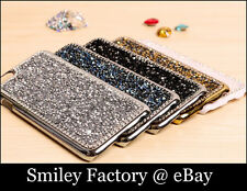 New Bling Bling Luxury Crystal Fitted Case Cover Protector for iPhone6/6 Plus