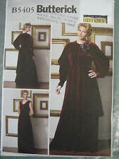 Butterick Sewing Pattern 5405 Ladies Edwardian Dress Jacket Costume