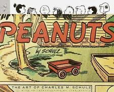 Peanuts : The Art of Charles M. Schulz by Charles M. Schulz (2001, Hardcover-1st