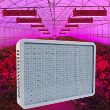Full Spectrum LED Grow Light Lamp Panel Veg Flower Indoor Plant Hydroponic New