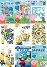 Childrens Activity Stationery Packs Despicable Me Minions Party Bag Fillers