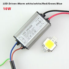 10W 20W 30W 50W 100W LED Chip Bulb Light with Waterproof LED Driver Power Supply