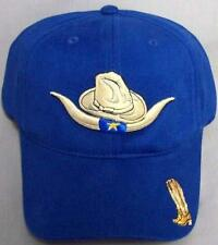 Hat Horn & Boot Rodeo Cow Boy Western Baseball Caps Hats Embroidered  (ERodeo61)