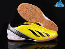 adidas F10 IN - Indoor Football Astro Trainers Turf Boots - Gum Rubber Outsole