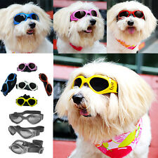 Pet Dog UV Sunglasses Waterproof Goggles Eye Wear Protection Fashion Sun Glasses