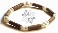 Hazelwood  Therapeutic Water Pearls Bracelet or Anklet ;