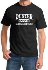 1974 Plymouth Duster American Muscle Car Classic Design Tshirt NEW FREE SHIP