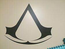 Assassins Creed Video Game Insignia Vinyl Wall Decal
