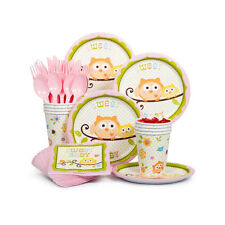 Happi Tree Baby Shower Party Tableware