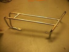 GENUINE HARLEY DAVIDSON TOURING 97-08 CHROME SADDLEBAG CRASH GUARD SUPPORT RAIL