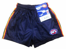 Adelaide Crows AFL Football Auskick Youths Replica Team Shorts