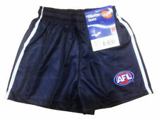 Geelong Cats AFL Football Auskick Youths Replica Team Shorts
