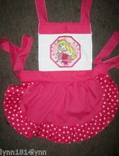 KIDS DISNEY PRINCESS APRON Snow White, Cindrella, Sleeping Beauty, Belle M2O