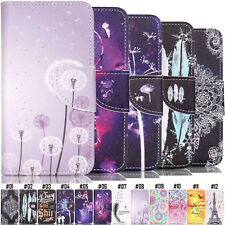 Luxury Fashion PU Leather Magnetic Back Wallet Flip Case Cover For iPhone / iPod