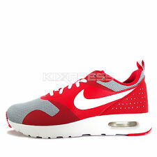 Nike Air Max Tavas GS [814443-602] NSW Casual Red/Grey-Black