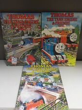 Thomas The Tank Engine & Friends Annuals - 3 Books Collection! (ID:36400)