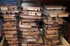 Stampin' UP! Rare & Retired Rubber Stamp Sets - Various Selection $4-$10 - Wood