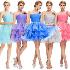 Sexy Mini Short Cocktail Prom Dress Homecoming Formal Bridesmaid Party Dresses