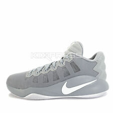Nike Hyperdunk 2016 Low EP [844364-010] Basketball Wolf Grey/White-Platinum