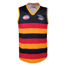Adelaide Crows AFL Football Mens Sleeveless Jumper Guernsey Jersey