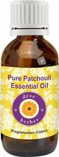 Pure Patchouli Essential Oil (pogostemon cablin) 100% Natural Therapeutic Grade