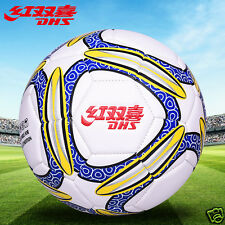 DHS Size 5 Soccer Balls Official Football Ball TPU for Training Weight 455 g