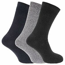 MENS 6 PACK WORK SOCK THICK BOOT HIKING WINTER SOCK BY STORM RIDGE
