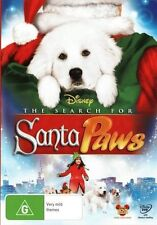 The Search For Santa Paws DVD R4 *** Ex-Rental ***