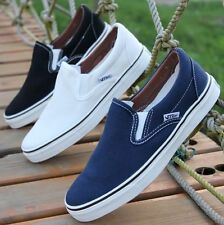Fashion New Casual Slip On Loafer Sneakers Athletic Running sport Mens shoes   L