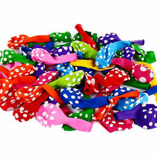 "10/20pcs Latex POLKA DOT Quality Party Birthday Wedding Balloons baloons 12"" A+"